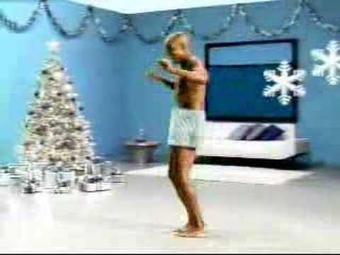 Dancing Christmas Present! (Awesome)