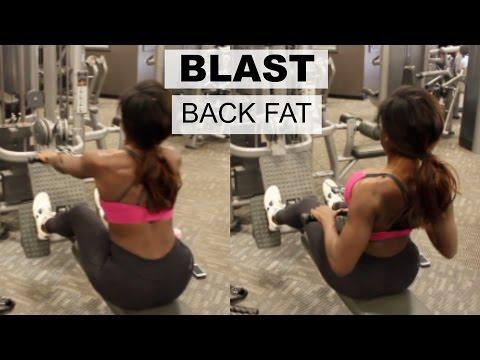 Back Fat | Best Exercises for Back FAT for Women
