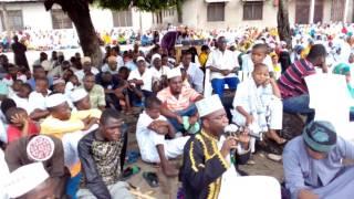 Sheikh Salum Damba  Akifanya Dua Nzito  0673518338