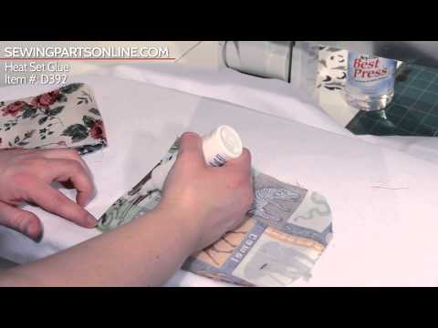 How To Use Fabric Glue