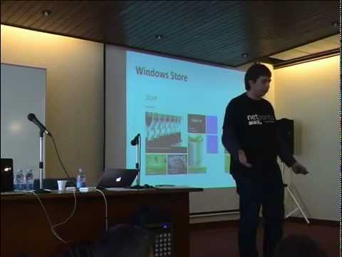 Windows 8: Como Desenvolver Metro Style Apps @ Comunidade NetPonto