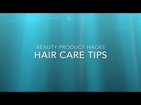 Healthy Hair Hacks & Tips    The Savvy Beauty