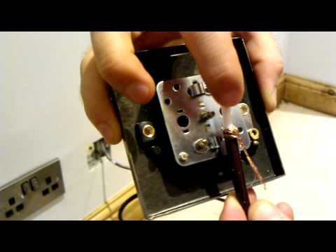 Coaxial (TV Ariel) cable installation tutorial - UK
