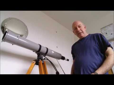 Making a 102mm Refracting Telescope