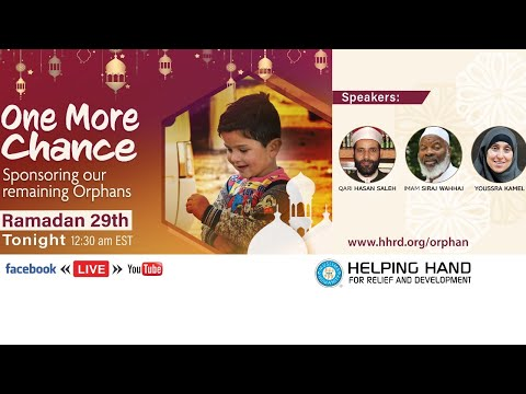 One More Chance: Supporting Our Remaining Orphans
