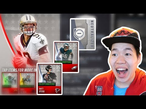 New League Update & Neutralizer Pack Opening - Loads of 95 Ovr Players