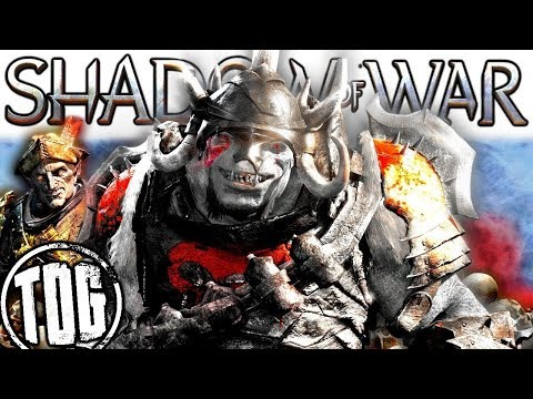 THE BARD AND THE IMMORTAL BRUZ | Middle Earth: Shadow of War