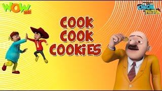 Cook Cook Cookies - Chacha Bhatija - 3D Animation Cartoon for Kids| As on Hungama TV
