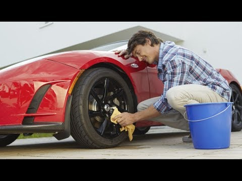 Home Remedies for Cleaning Cars