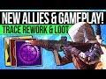Destiny 2 News   NEW GAMEPLAY & COMBAT ALLIES! New Update, Trace Rework, Quest Access & Dreadnaught