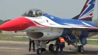 RTAF F-16 SOLO @ Chiang Mai