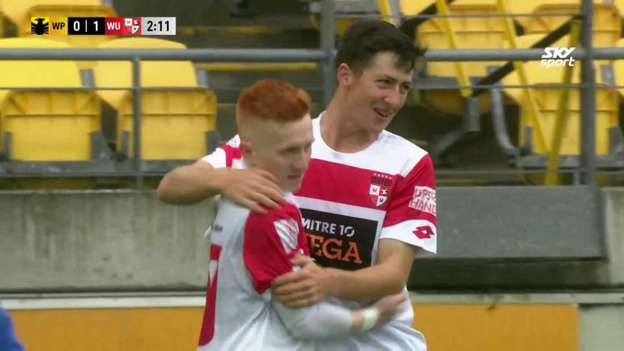 ISPS Handa Premiership - Wellington Phoenix Reserves v Waitakere United