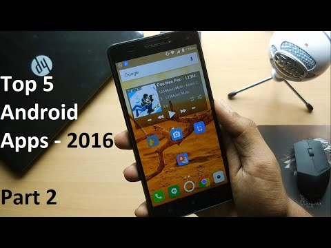 Top 5 Android Apps 2016! Part 2