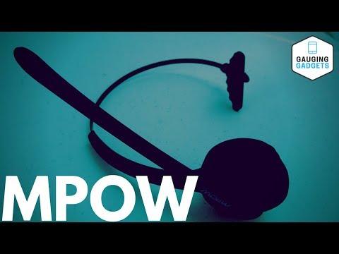 Mpow Trucker Pro Headset Review