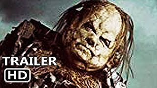 SCARY STORIES TO TELL IN THE DARK Official Trailer TEASER (2019) Guillermo Del Toro Movie HD