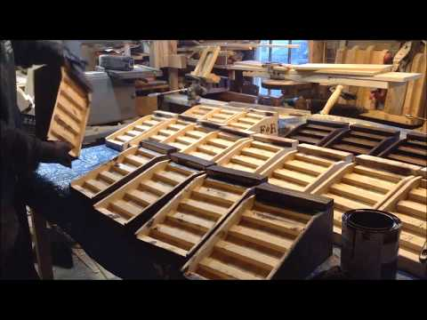 Woodworking : Making Multiple Display Stands
