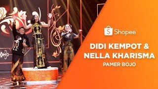 Didi Kempot & Nella Kharisma - Pamer Bojo (Cendol Dawet) | Shopee 12.12 Birthday Sale TV Show