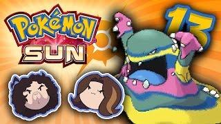 Pokemon Sun: Slimy Grimer - PART 13 - Game Grumps