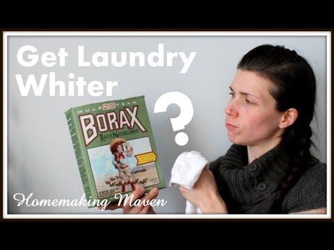 Washing Whites | Retro Homemaking Experiment | Homemaking Maven