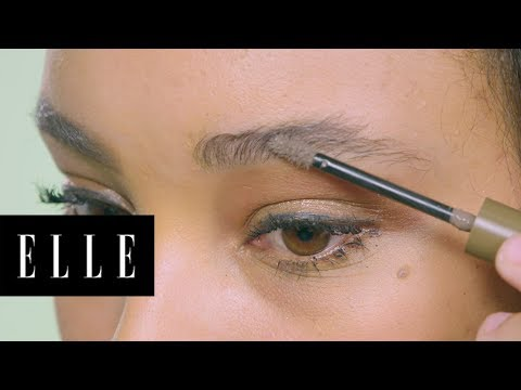 A Tattoo Brow Gel That Lasts Three Full Days!?  | To The Test | ELLE