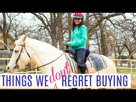 Things We Don't Regret Buying
