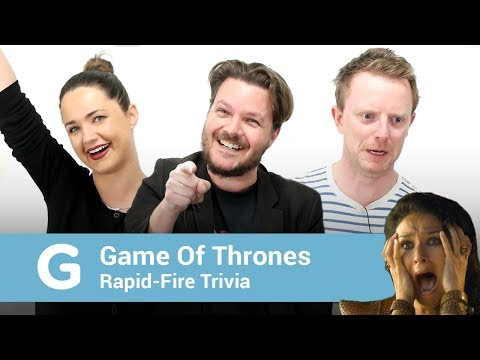 How Much Do You Know About Game Of Thrones?