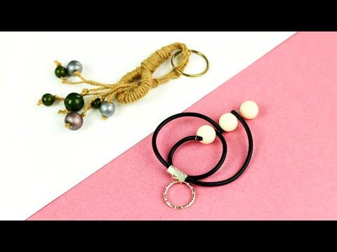 DIY Keychains for Women
