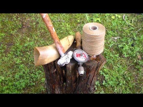 Making A Black Powder Horn