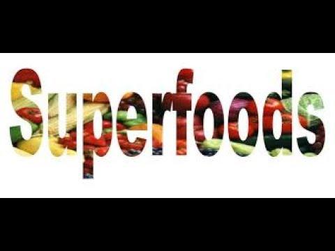 TOP 11 SUPERFOODS