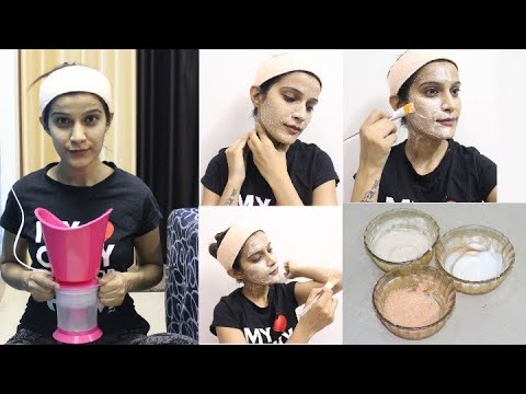Skin Whitening Summer Facial At Home For Glowing & Bright Skin | Super Style tips