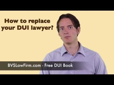 Unhappy with your lawyer? Looking to replace your DUI lawyer? | Georgia DUI Lawyer