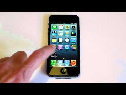 iPhone 5 - Safari Cache, Cookies und Verlauf löschen