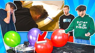 ROOMBA Fighting With EMBARRASSING FORFEITS!!