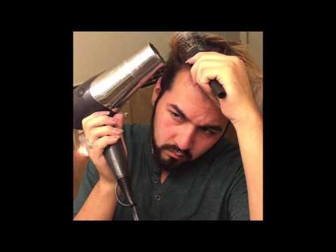 VanityZack Mens Voluminous Style for Flat Fine Hair