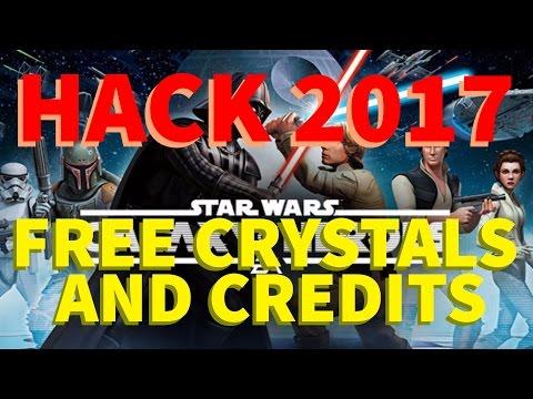 Star Wars Galaxy of Heroes Cheats | Star Wars Galaxy of Heroes Free Crystals | Android & iOS