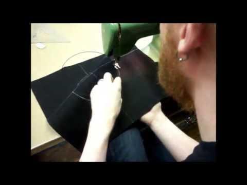 Coachman's Navigational Top Hat: Making the brim