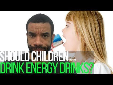 Should children drink energy drinks? - #FOTD365