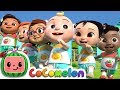 Field Day Song CoCoMelon Nursery Rhymes amp Kids Songs