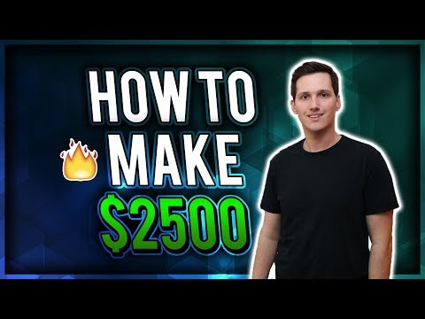 How To Make $2500 (Using Udemy)