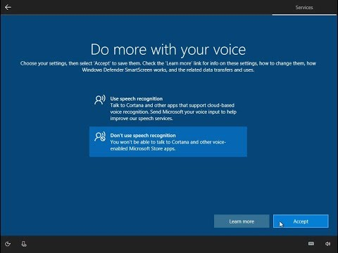 Windows 10 Privacy Policy Questions April 2018