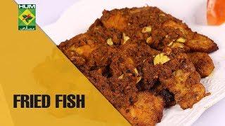 Crispy Fried Fish Recipe | Dawat | MasalaTV Show | Abida Baloch