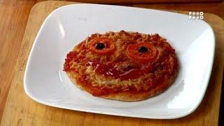Vegetable Atta Pizza - Mummy Ka Magic