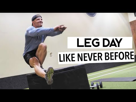 How To Build Legs Without Squats