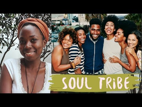 Black love - Finding soul tribes (+ some news!)