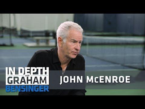 John McEnroe: Losing my wife and my edge