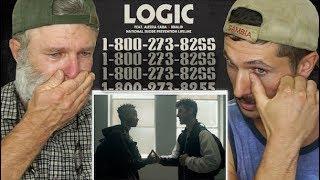 Gay Guys React- Logic - 1-800-273-8255 ft. Alessia Cara, Khalid