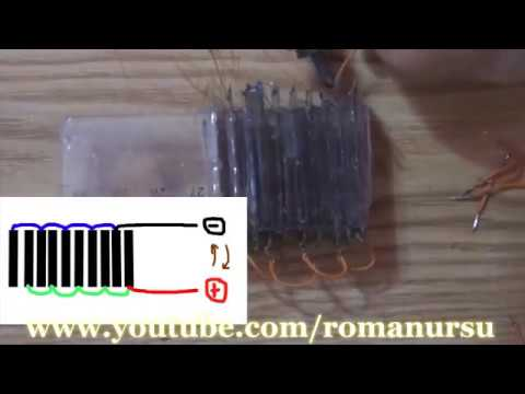 How to make a mini Hydrogen Generator   TUTORIAL   YouTube