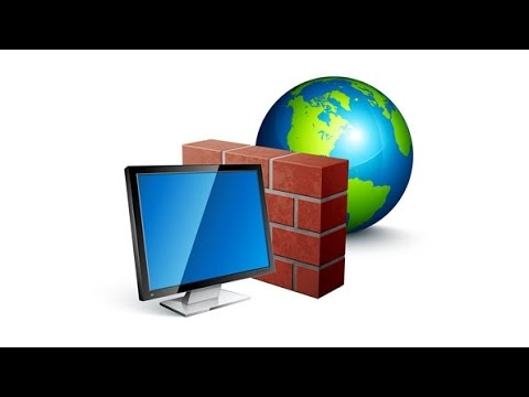 How To Add an Exception to Windows Firewall!! (Win 8/8.1)