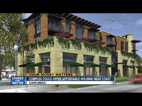 Affordable housing could be at Carlsbad gateway