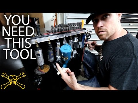 You Need This Tool - Episode 56 | Air Tool Rack Holder